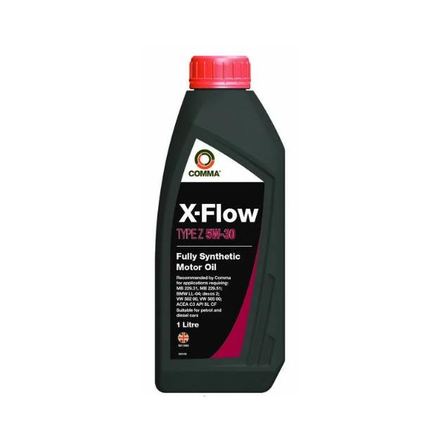 Моторное масло!/ ACEA C3, API SL/CF, MB 229.31, MB 229.51, BMW LL-04 COMMA  XFZ1L