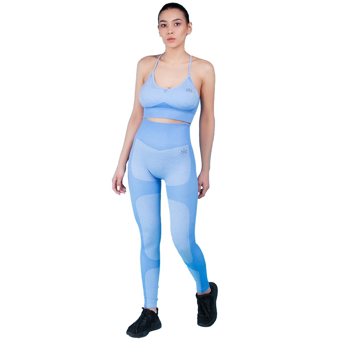 Спортивный костюм Atlanterra AT SET1 03, голубой,