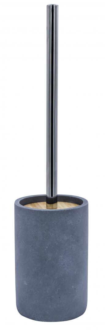 Ёрш для унитаза Cement серый по цене 3 583