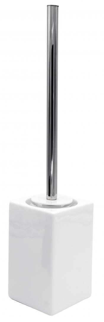 Ёрш для унитаза Cube белый по цене 1 936