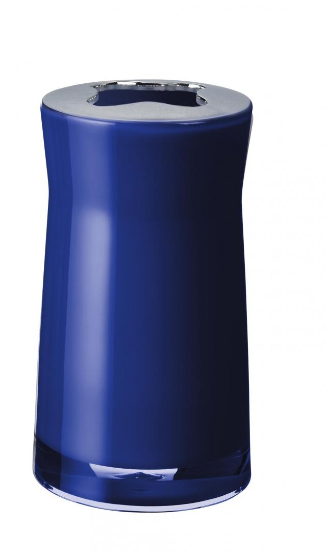 Стаканчик для зубной щетки Disco синий по цене 865
