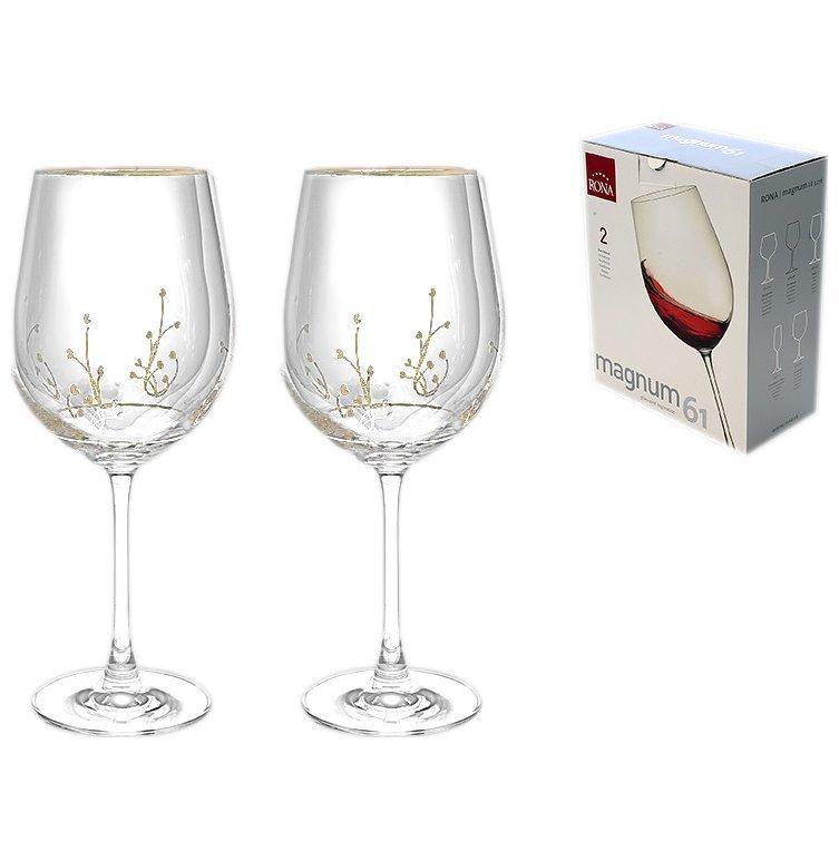 Бокалы для красного вина 610 мл