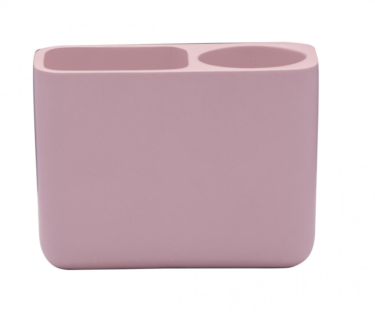 Стаканчик для зубной щётки Young розовый по цене 1 186