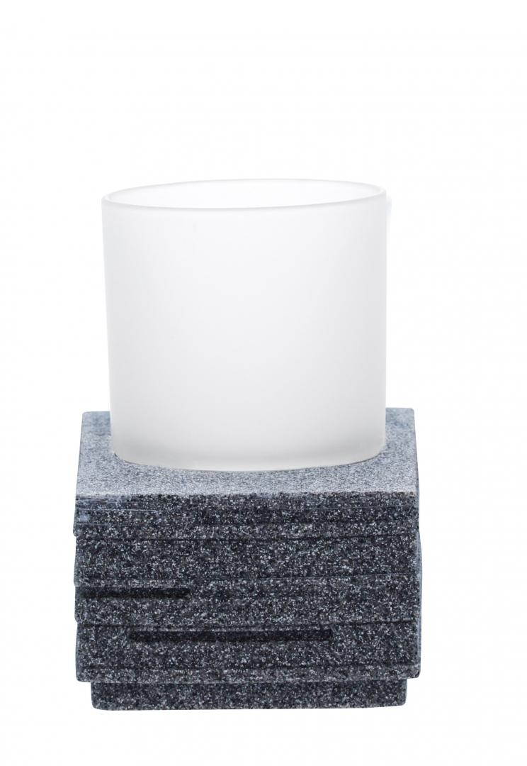 Стаканчик Brick серый по цене 984