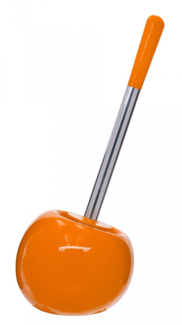 Ёрш для унитаза Belly оранжевый по цене 1 286