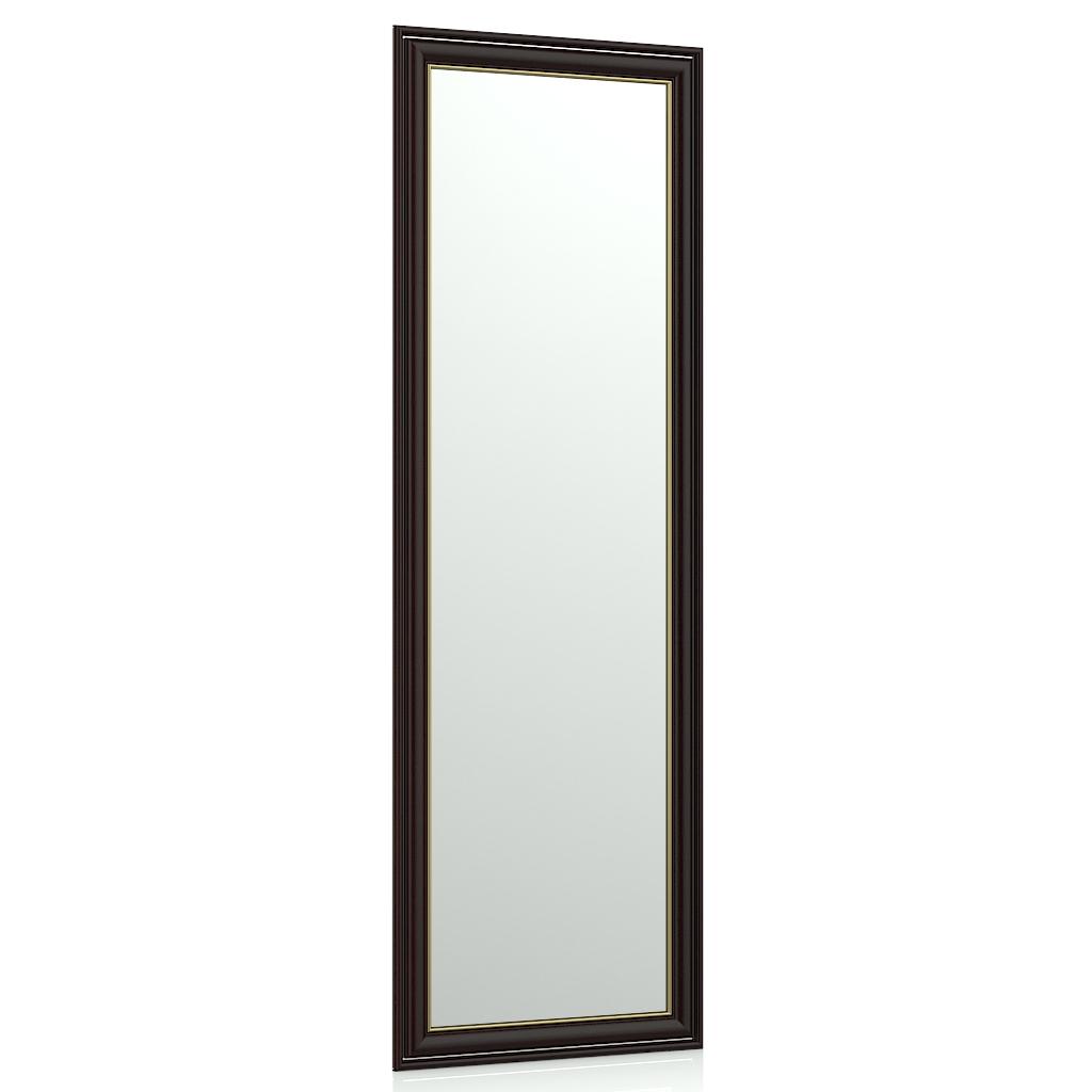 Зеркало ЕвроЗеркало 120Б махагон 40х120 см