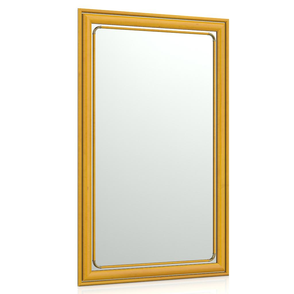 Зеркало ЕвроЗеркало 121 ольха 50х80 см