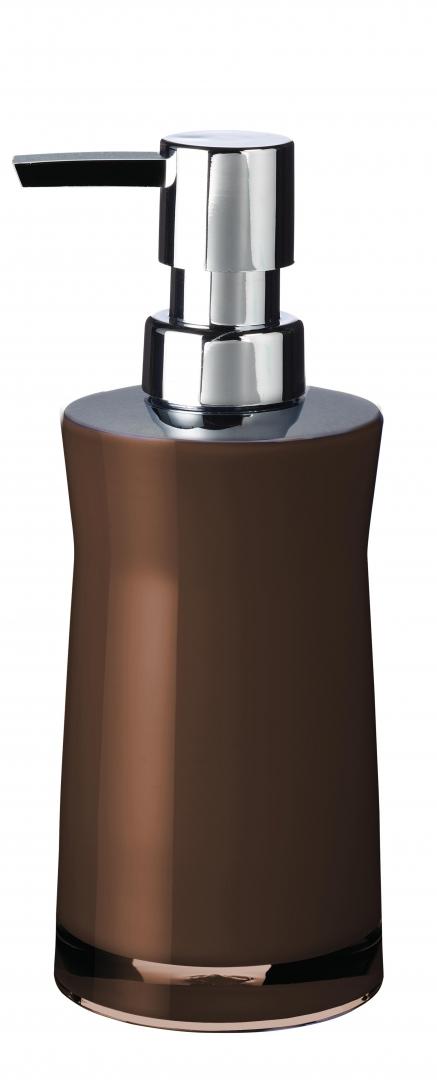 Дозатор для жидкого мыла Disco коричневый