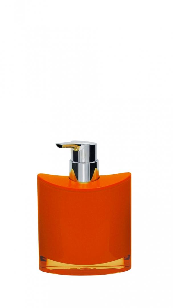 Дозатор для жидкого мыла Gaudy оранжевый