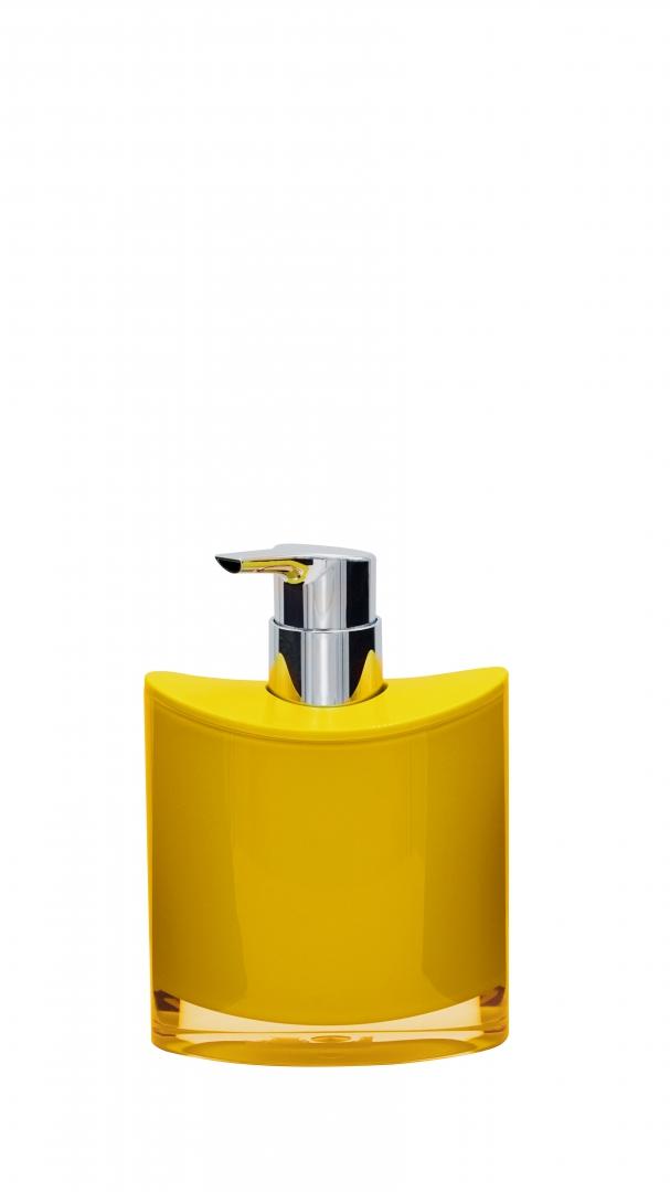 Дозатор для жидкого мыла Gaudy жёлтый по цене 1 349