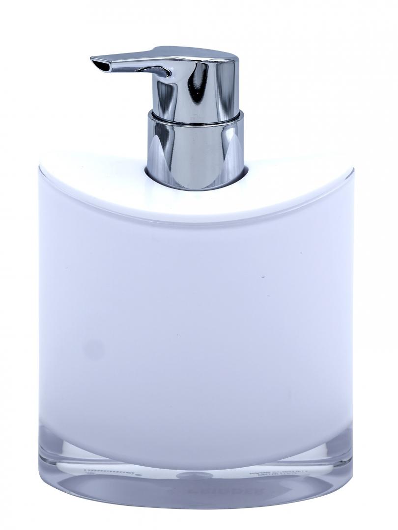 Дозатор для жидкого мыла Gaudy белый по цене 1 349