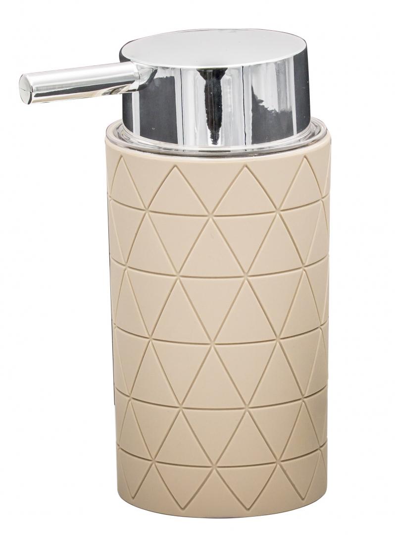 Дозатор для жидкого мыла Orient бежевый по цене 779