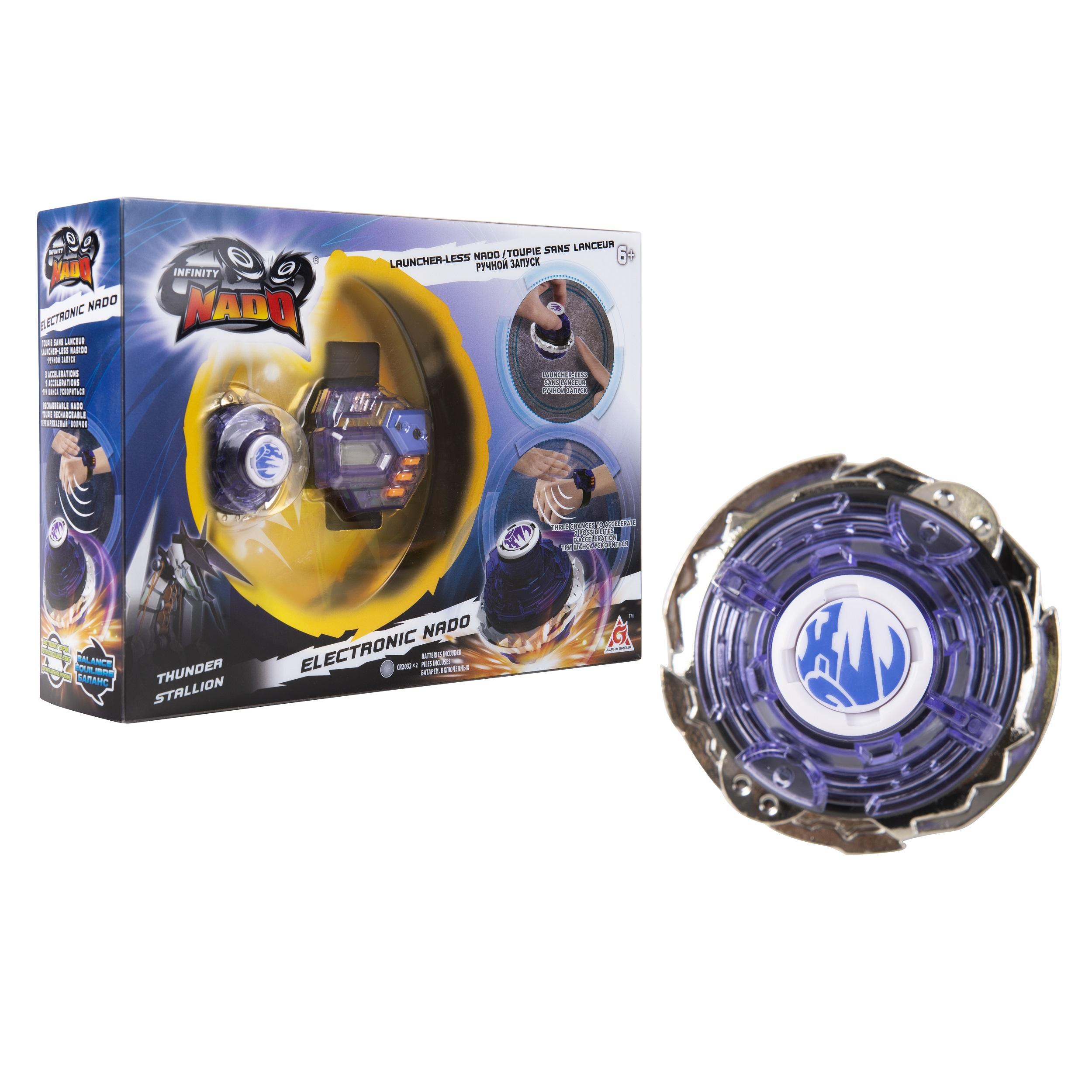 Купить Игровой набор Infinity Nado Thunder Stallion с контроллером,