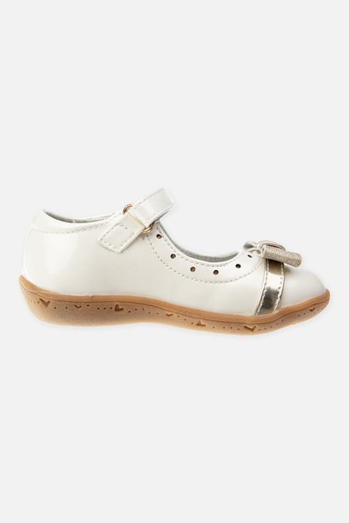 Туфли детские Play Today, цв. белый р.22 498202