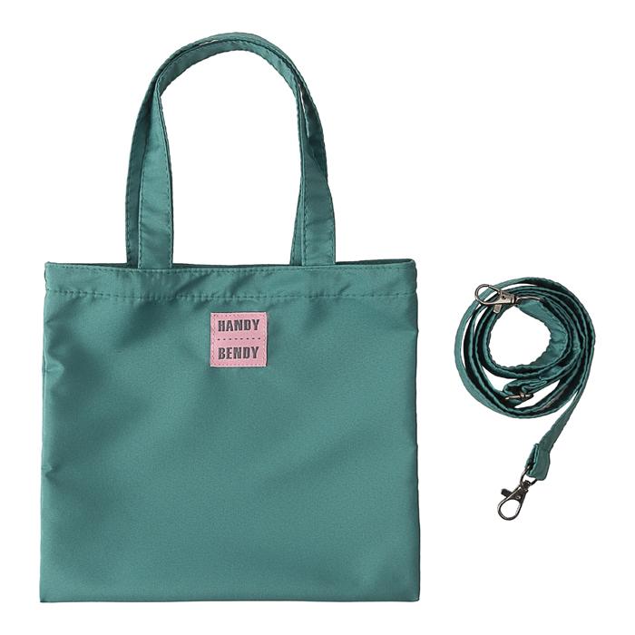 Купить Detskaya, Маленькая сумка Handy Bendy со съемной ручкой, изумрудный, Детские сумки