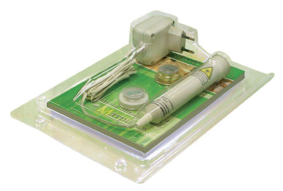 Матрикс мини, аппарат лазерной терапии
