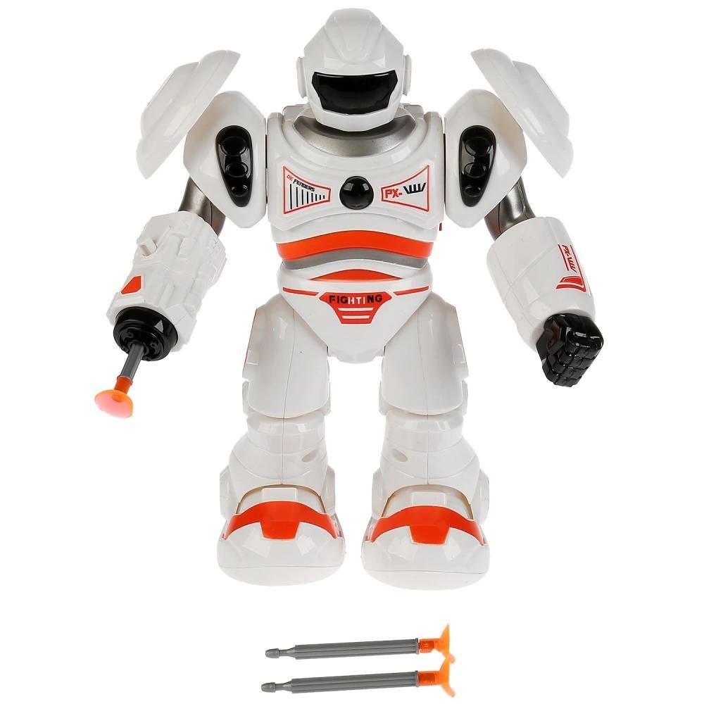 Купить Робот Технодрайв Роботрон со звук. и свет. эффектами, 1804B236-R, ТехноДрайв,