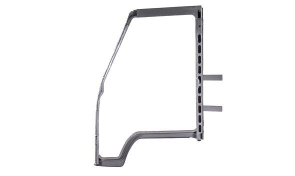 Проем передней двери правый (грунтованный) УАЗ 045156540001211