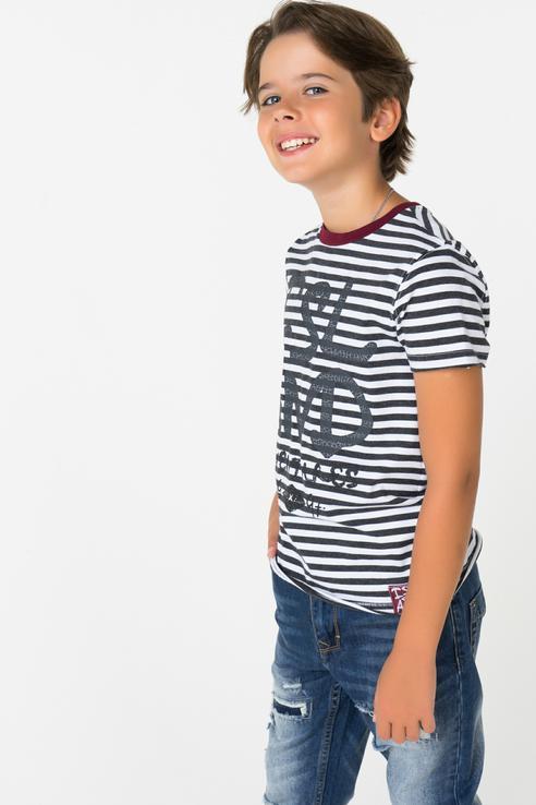 Футболка для мальчика Gulliver, цв.мультиколор, р