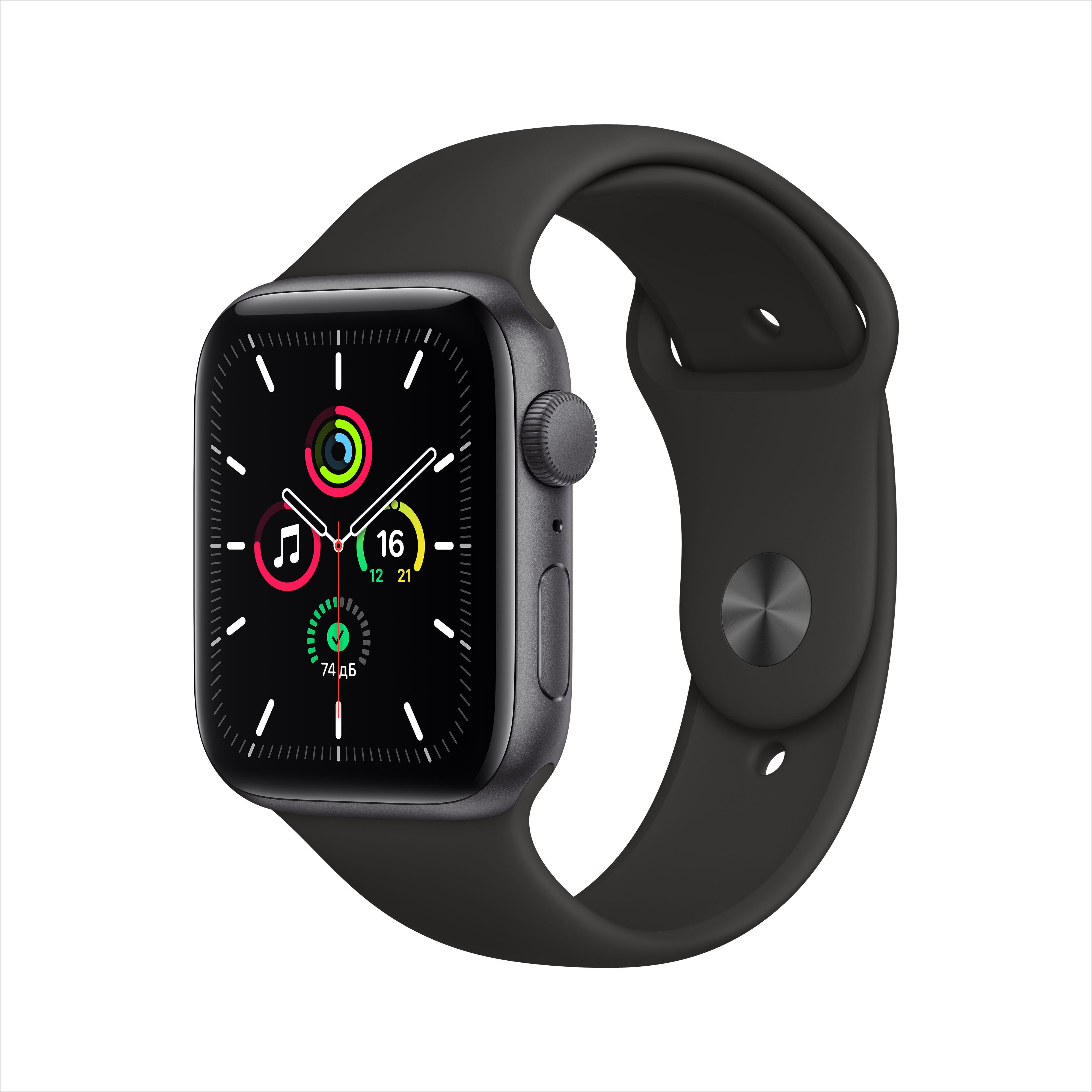 Смарт часы Apple Watch SE 44mm Space