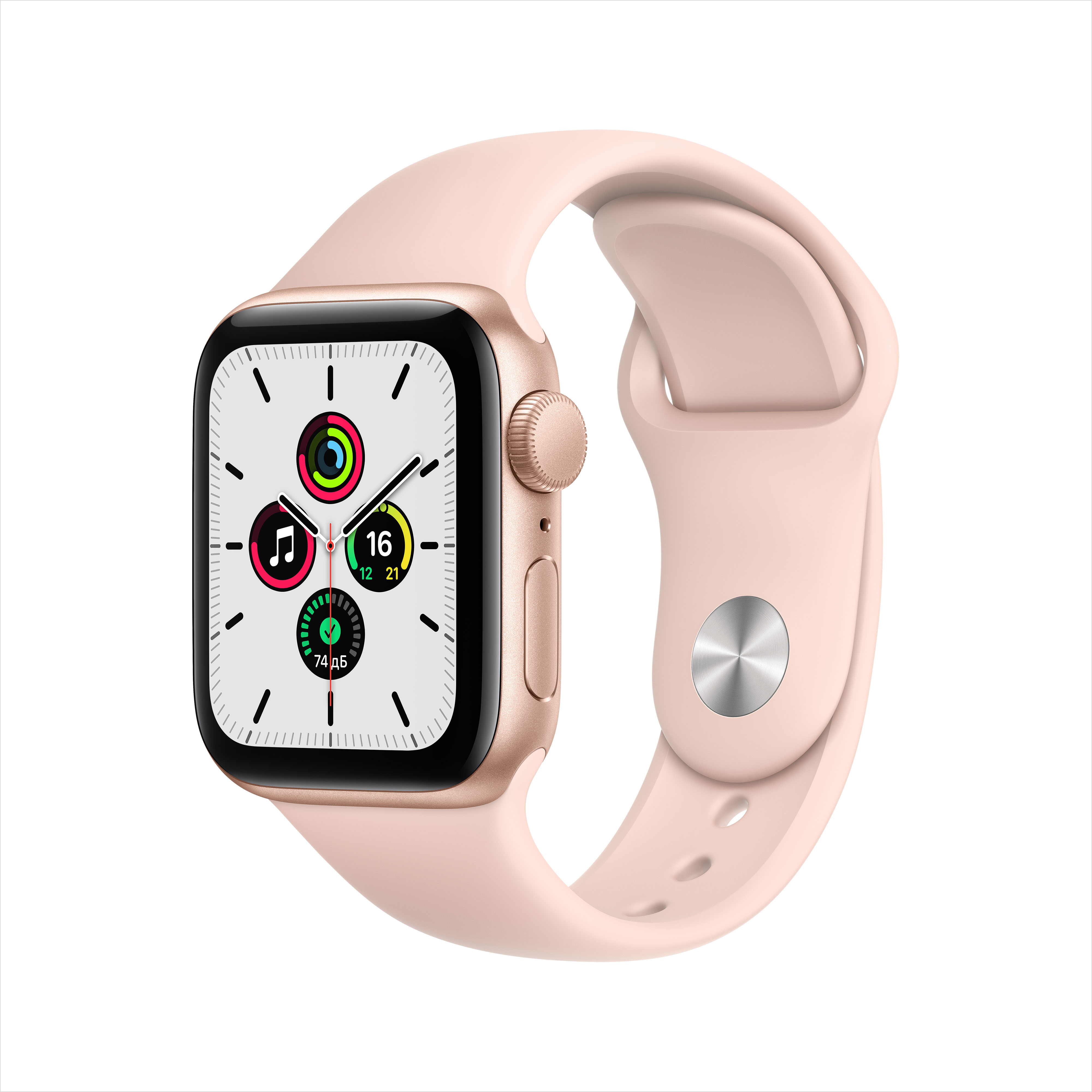 Смарт часы Apple Watch SE 40mm Gold