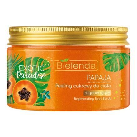 Купить Скраб для тела Bielenda Exotic Paradise Papaja, 350 г