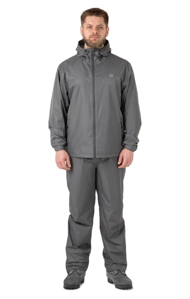 Спортивный костюм FHM Impulse, серый, M INT