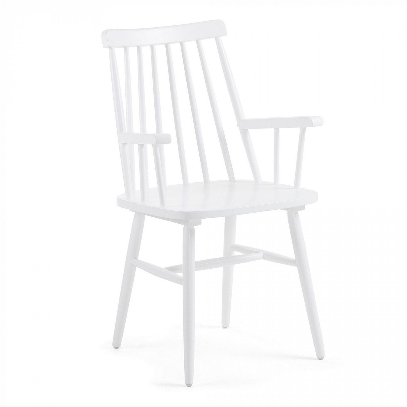 Кресло Kristie белое
