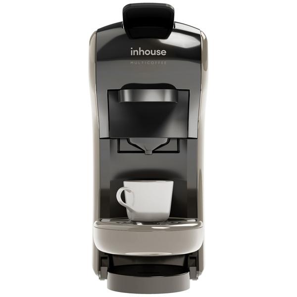 Кофемашина капсульного типа Inhouse ICM1902WG
