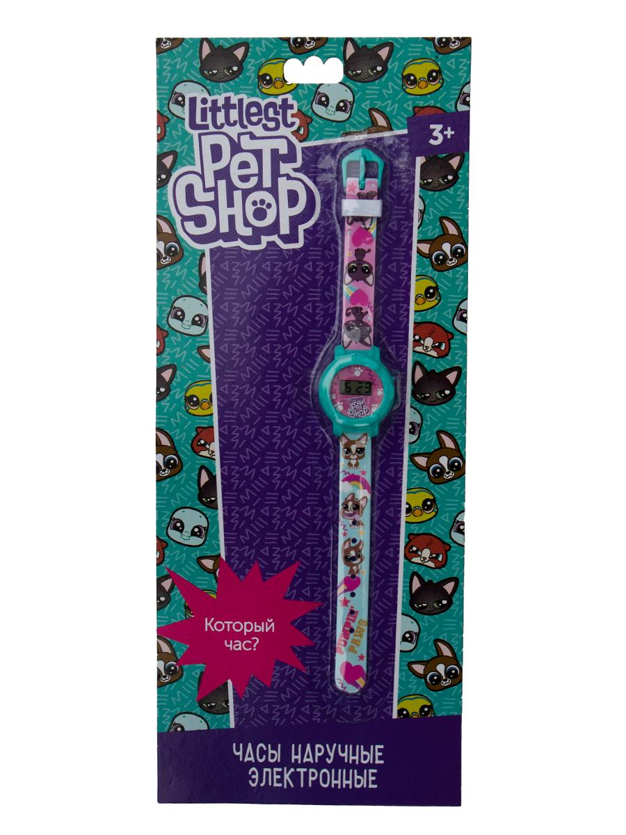 Часы наручные электронные Littlest Pet Shop LPS43627