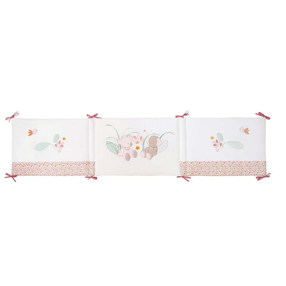 Купить Бортик для кровати Nattou Iris & Lali Коала и Собачка,