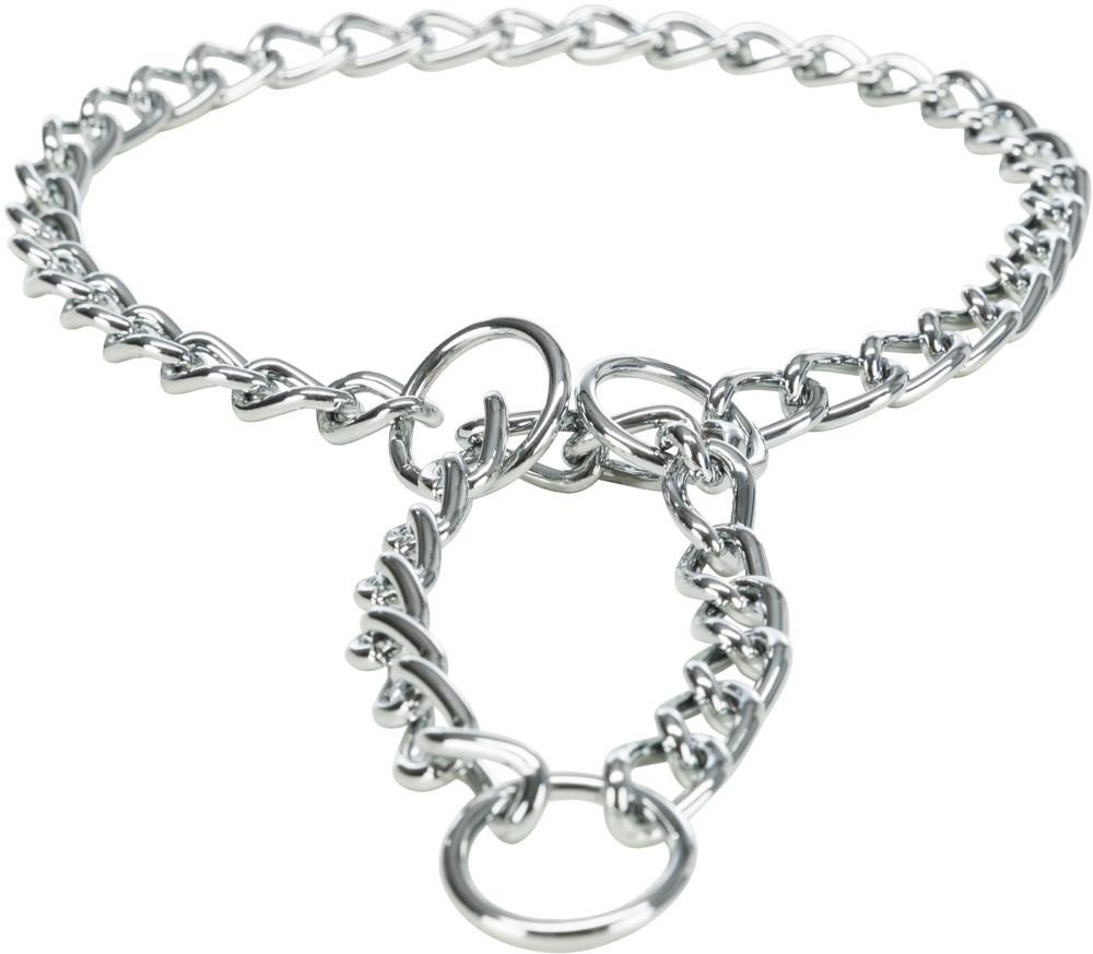 Цепь для собак TRIXIE, сталь, серебристый, длина