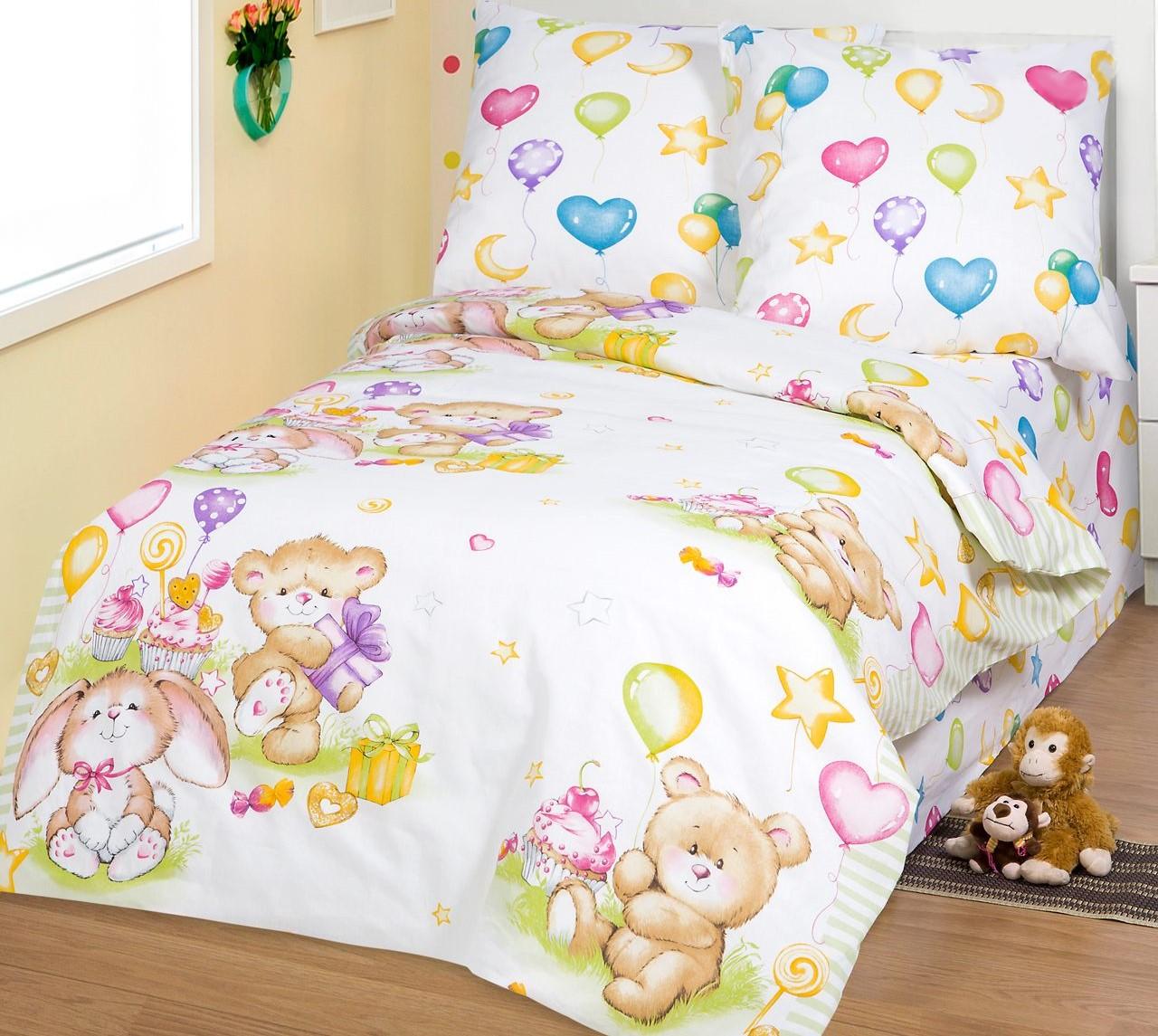 Купить Постельное белье АРТПОСТЕЛЬка Именины, Комплекты детского постельного белья