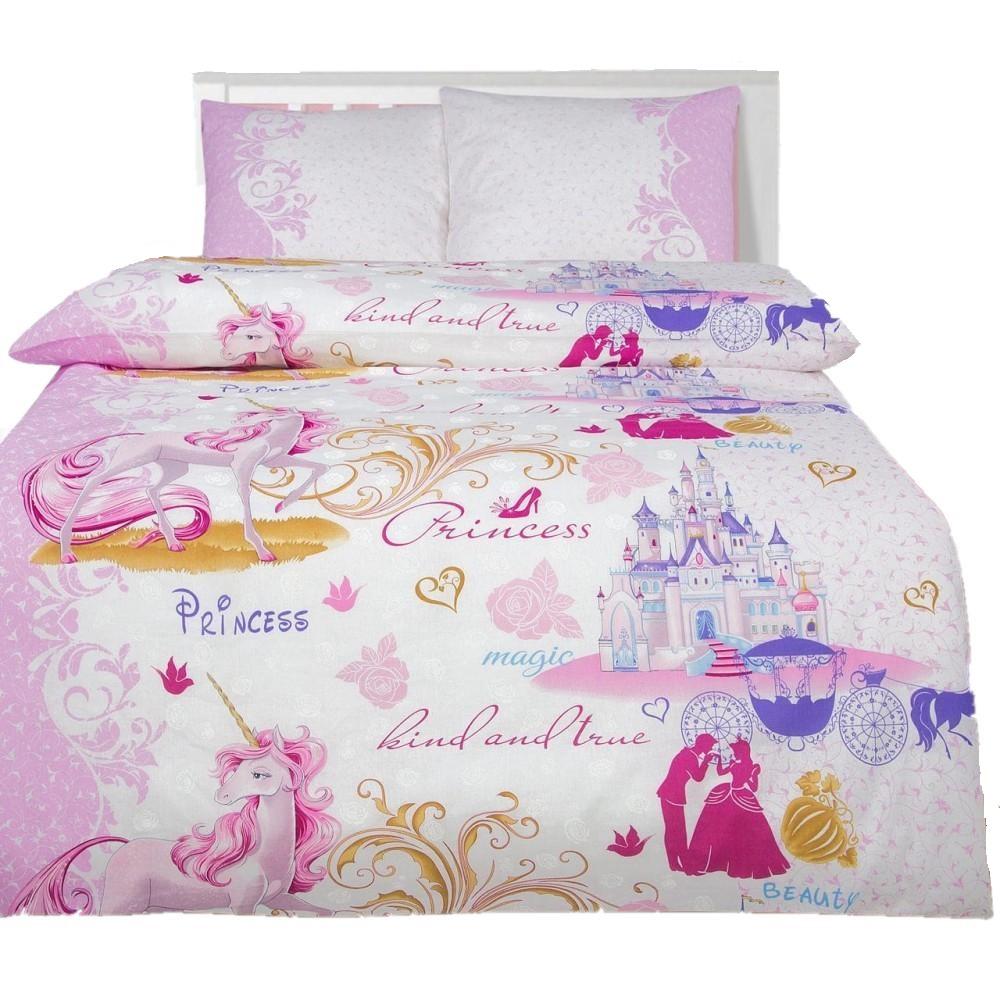 Купить Постельное белье АРТПОСТЕЛЬка Королевство, Комплекты детского постельного белья