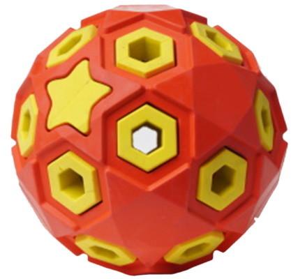 Развивающая игрушка для собак HOMEPET Мяч Звездное