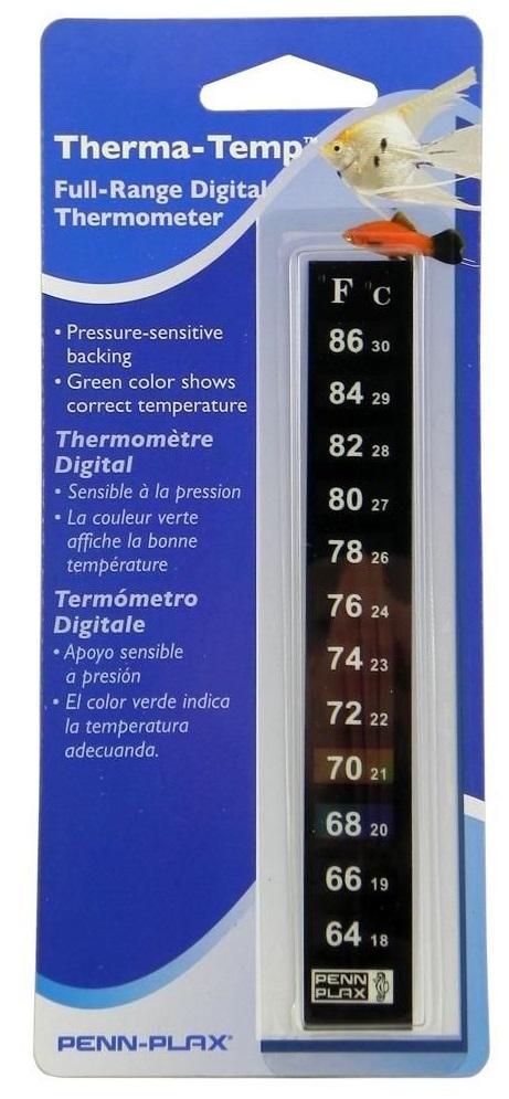 Термометр для аквариума Penn Plax DT012