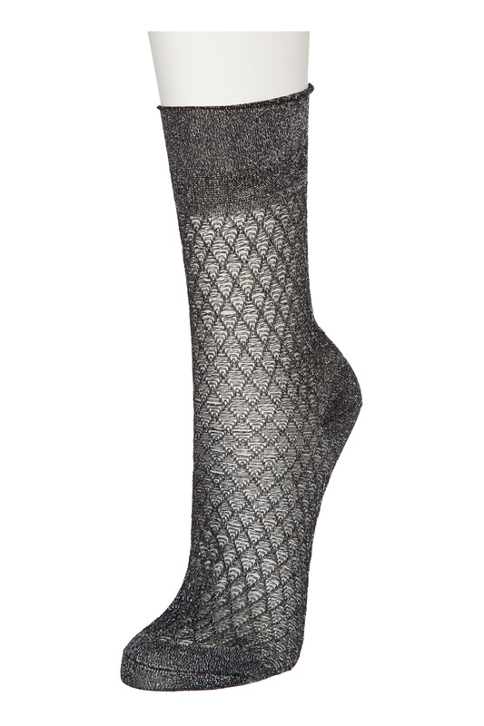 Носки женские ASKOMI AG-5460 черные 23