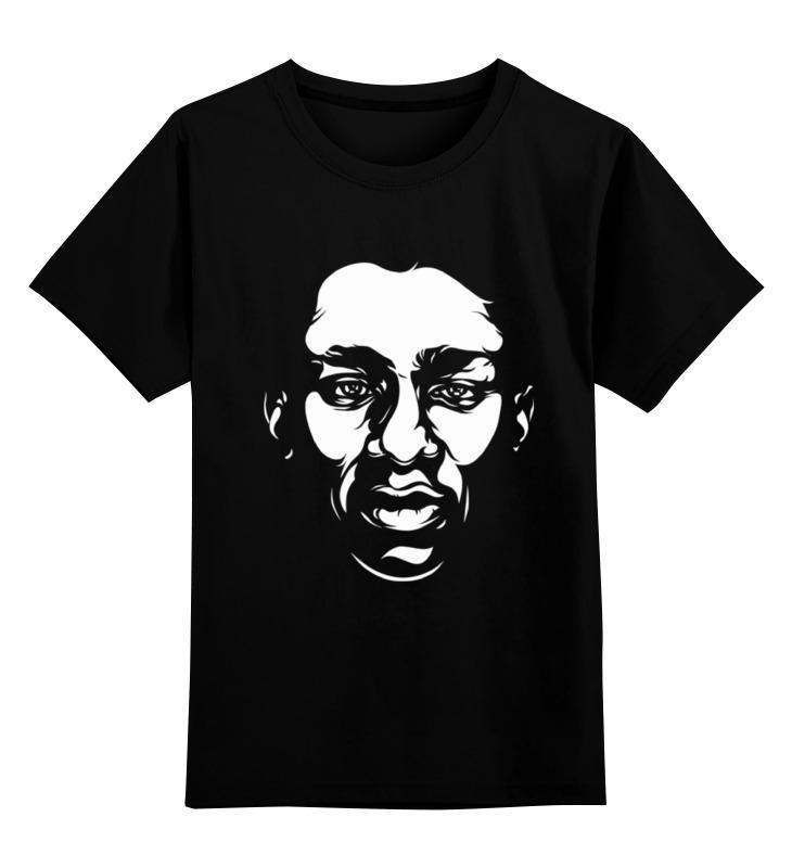 Купить 0000000709440, Детская футболка классическая Printio Mos def, р. 104,
