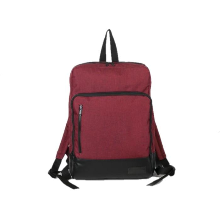 Купить Ранец Сакси 2066 джинс красный, Школьные рюкзаки для девочек