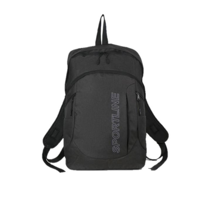 Купить Ранец Сакси 2065 джинс черный, Школьные рюкзаки для девочек
