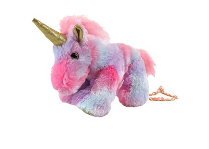 Купить Сумка-игрушка детская Fluffy Family Единорог,