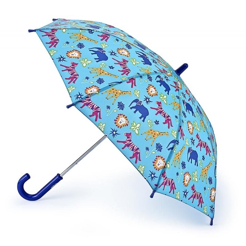 Зонтик детский Fulton JungleChums, C724 3390
