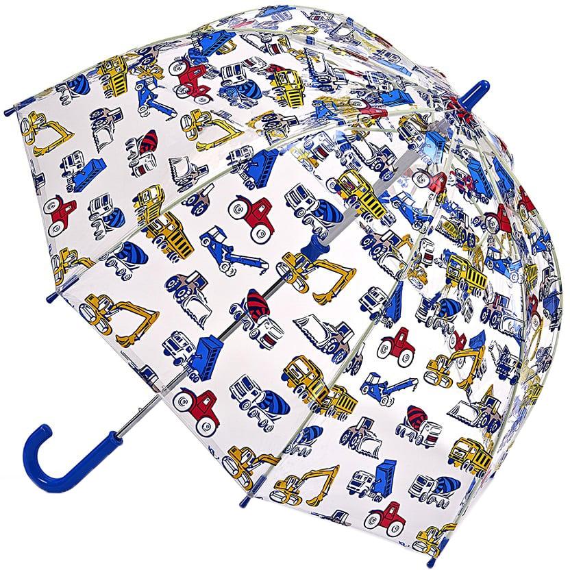 Зонтик детский Fulton Trucks&Diggers, C723 3574