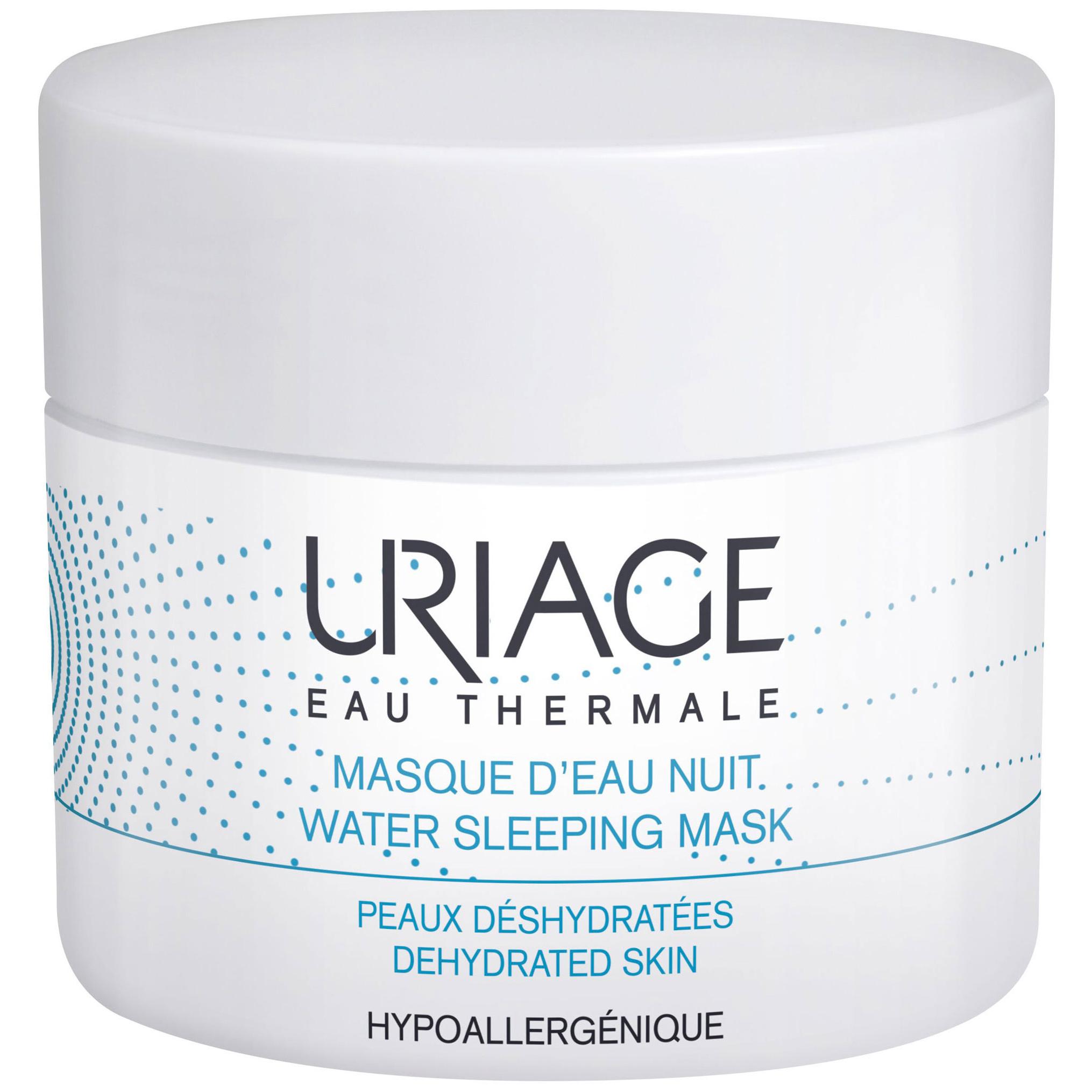 Купить Маска для лица Uriage Eau Thermale Water Sleeping 50 мл
