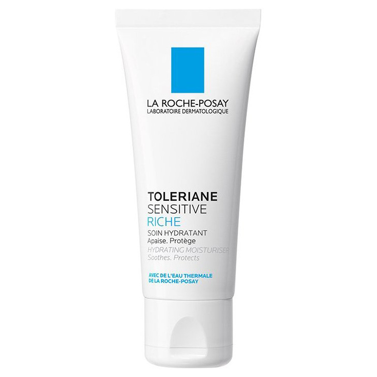 Крем для лица La Roche-Posay Toleriane Sensitive Riche Hydrating Moisturiser 40 мл фото