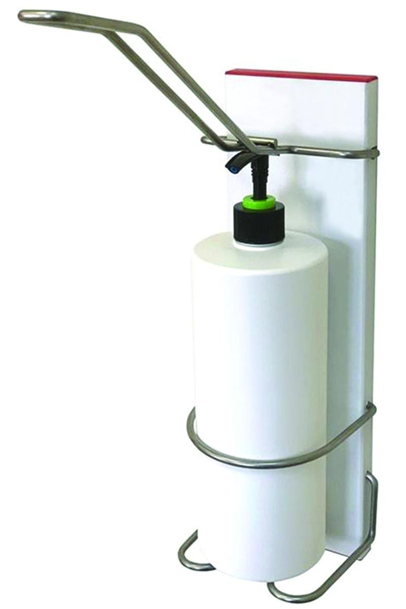 Дозатор локтевой настенный ZA 001