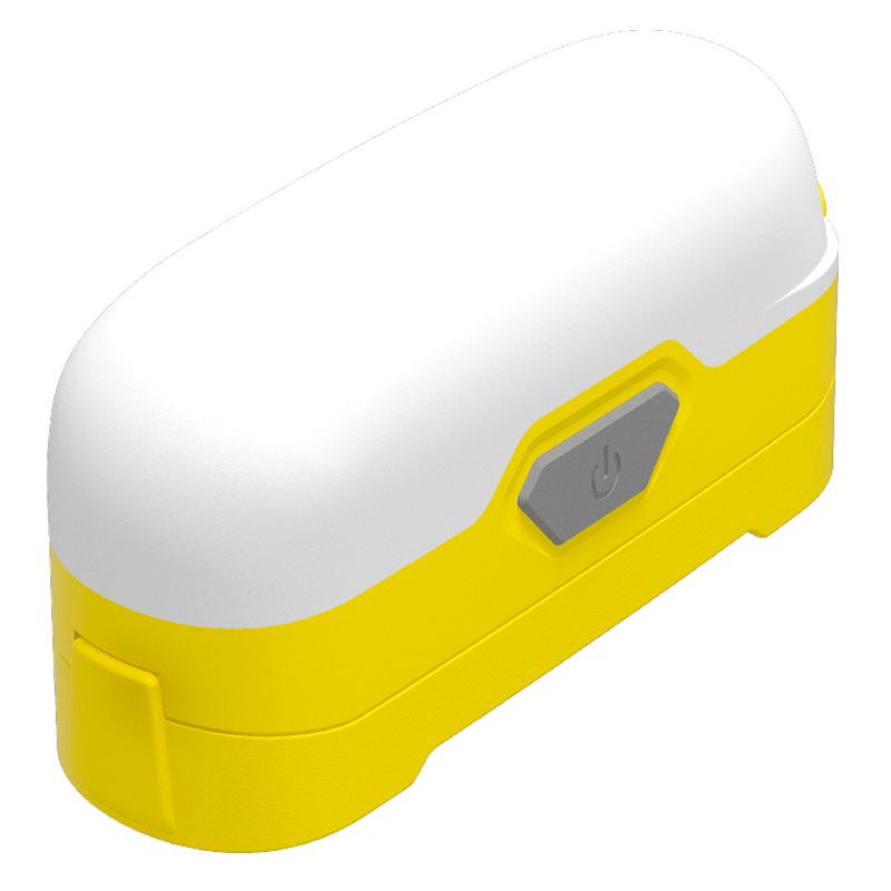 Фонарь NITECORE LR30 Yellow Кемпинг HIGH CRI