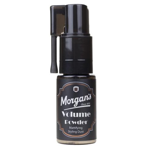 Матирующая пудра для придания объема волосам Morgan's