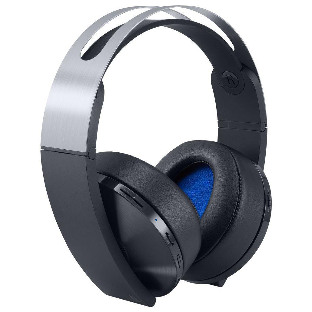 Беспроводные наушники Sony PlayStation 4 Platinum Wireless