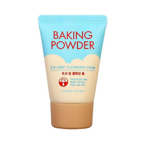 Пенка для глубокого очищения кожи Baking Powder